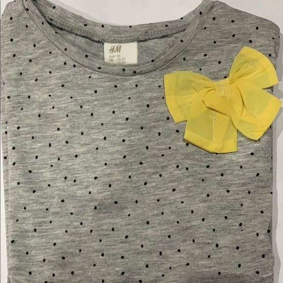 H&M Other - H&M Baby Girl Shirt Size 1 1/2-2Y